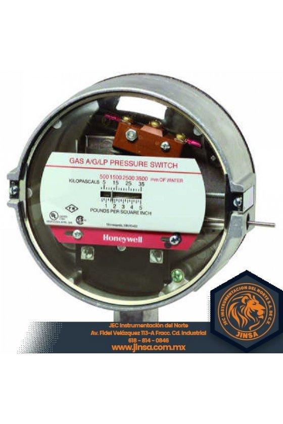 C437E2002 PRESURETROL 1-26 IN AGUA  1P1T  OFF AL BAJAR  RESET
