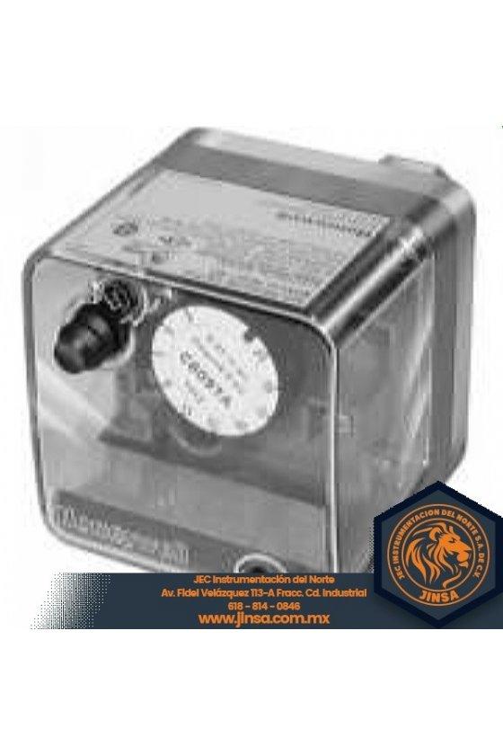 C6097A1053-B PRESURETROL 1/4 NPT  3-21in wc  dif 24-48  auto recic  Break NO to