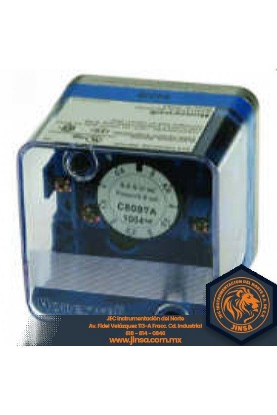 C6097A2200 INTERRUPTOR DE PRESION 25-50 MBAR  DIF 06 MBAR