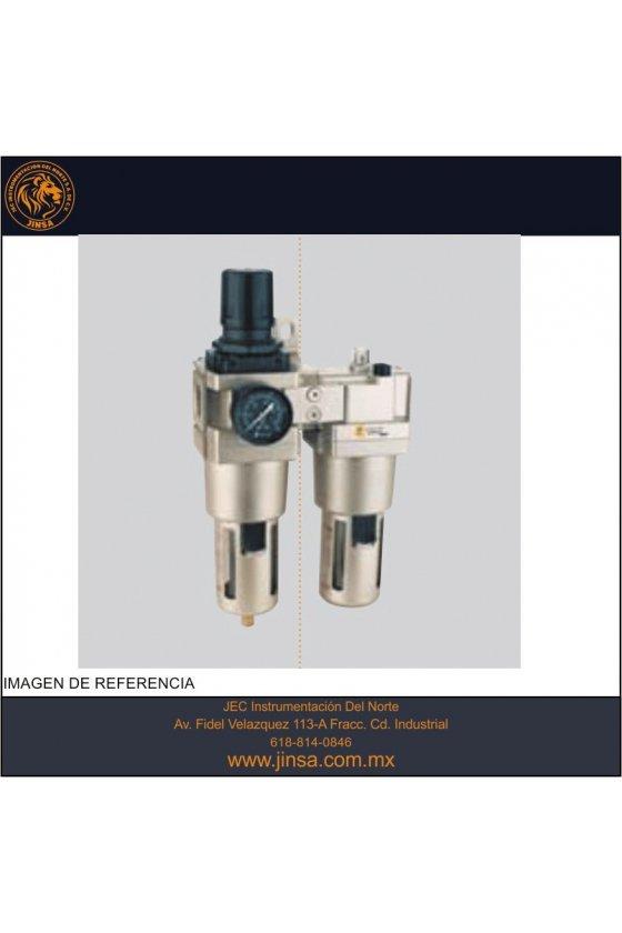 EIC4000-06  FILTRO REGULADOR LUBRICADOR 3/4 C/M