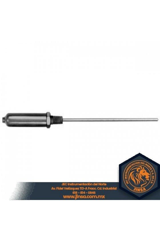 C7008A1034  sensor de llama, patrón recto, inserción de 24 pulg