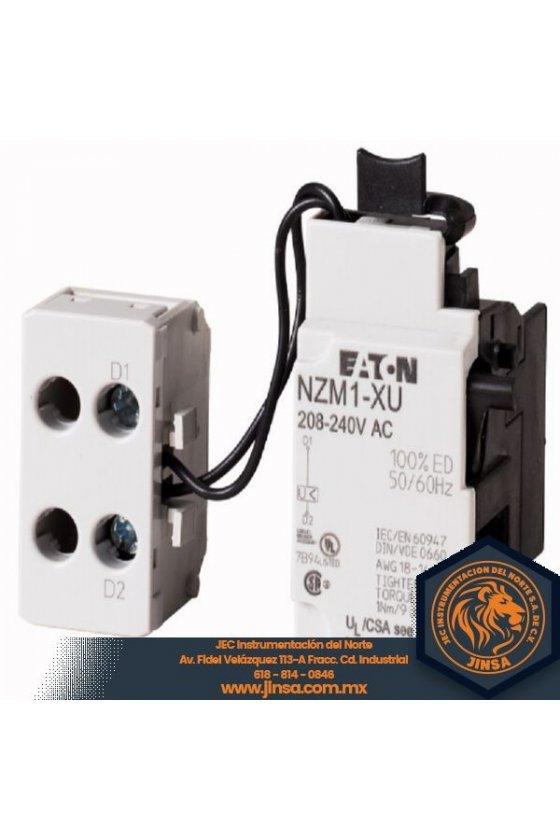 NZM1-XU110-130DC Versión de baja tensión, 110-130VDC