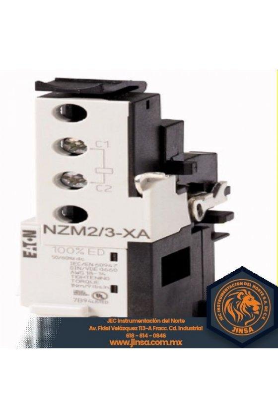 NZM2-3-XA24AC-DC Desconexión de derivación, 24 VCA / CC