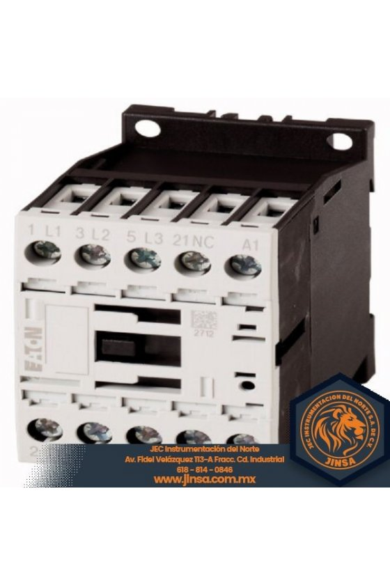 276740 Contactor, 3p + 1N / C, 4kW / 400V / AC3 DILM9-01(24VDC)