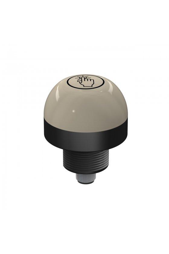 K50ABTXGHQ SENSOR TOUCH 1 COLOR SERIE K50 EZ-LIGHT SALIDA MOMENTARIA 12-30VDC IP67 IP69K SAL 30192