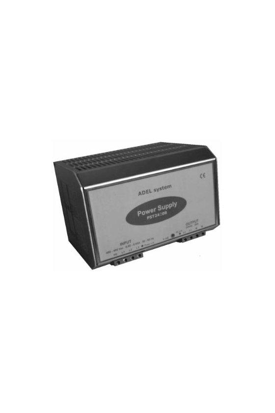 PST2440B Fuente de poder 40 Amps/Input 400-480VAC/Output 24VDC/3 Fases