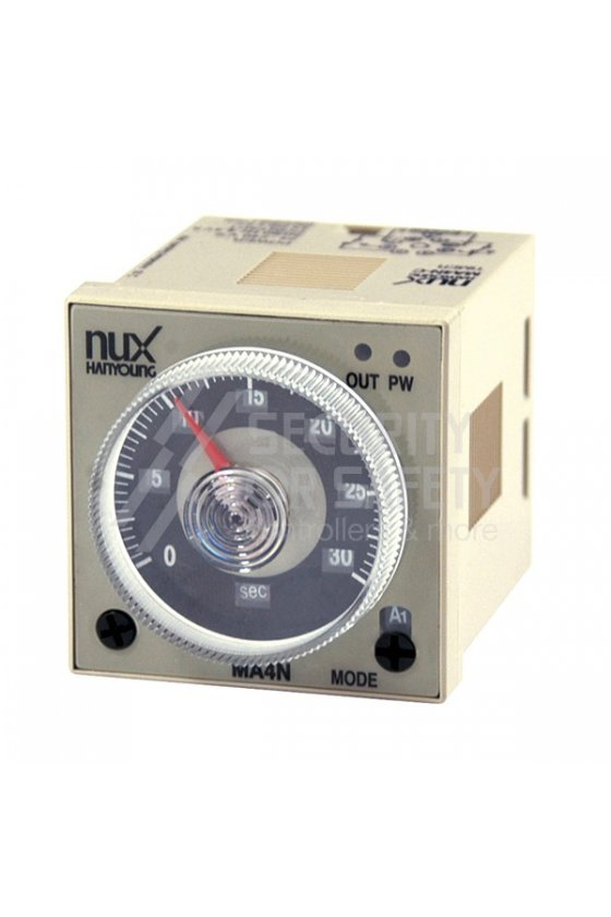 Temporizador Análogo MA4N-C