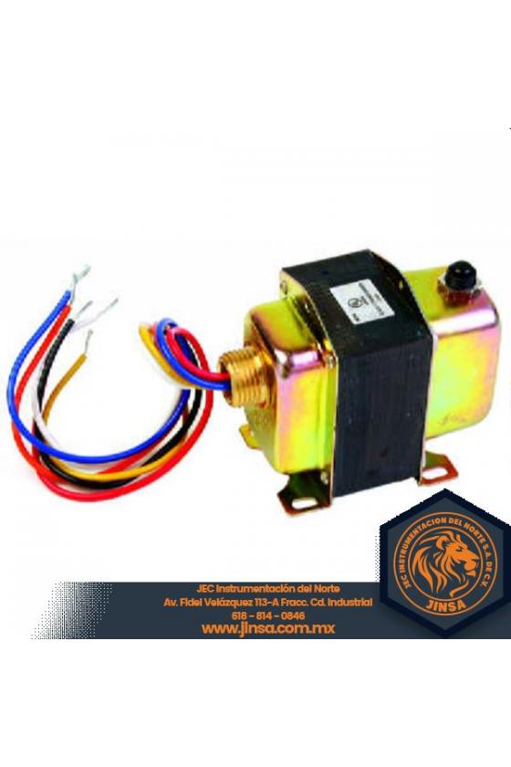 AT175F1023 Transformador 120/208/240 a 24 vca75 VA c/reset manual
