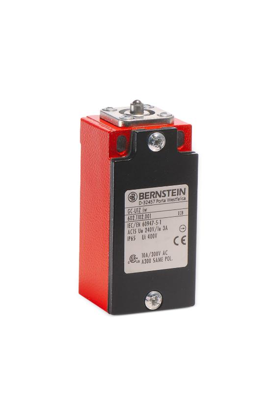 3912400510 Interruptor de límite Tipo GC FF-E-EINR.EN