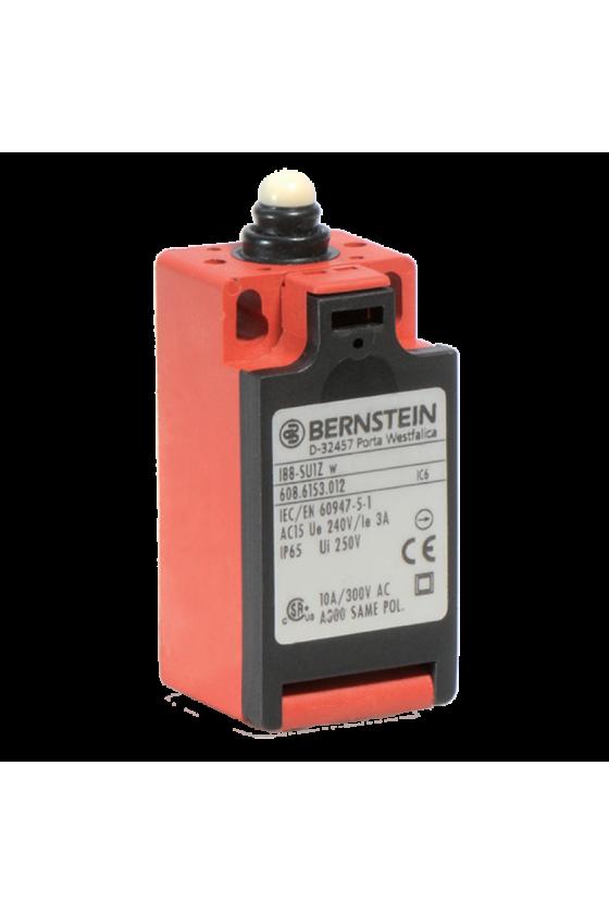6086153012 Interruptor límite con cuerpo de plástico snap action  I88-SU1Z W