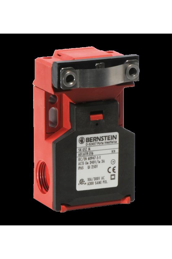 6016119016 Interruptor de enclavamiento SK  Interruptor de seguridad con actuador separado  1NC/1NO IP65SK-U1Z M