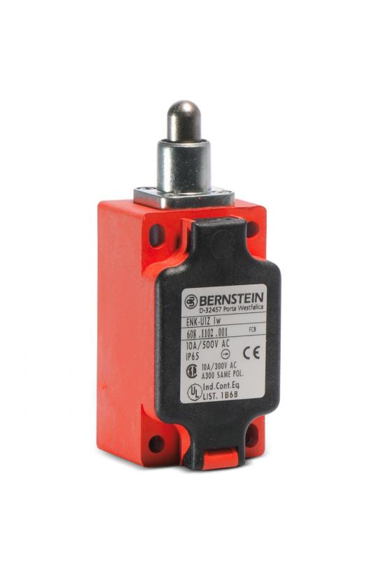 6081335006  Interruptor de límite con cuerpo de plástico 1NC/1NO IP65 ENK-UV1Z AHS-V