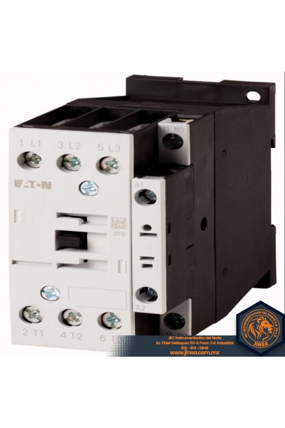 277258 DILM32-10(190V50HZ 220V60HZ) Contactor, 3p + 1N / O, 15kW / 400V / AC3