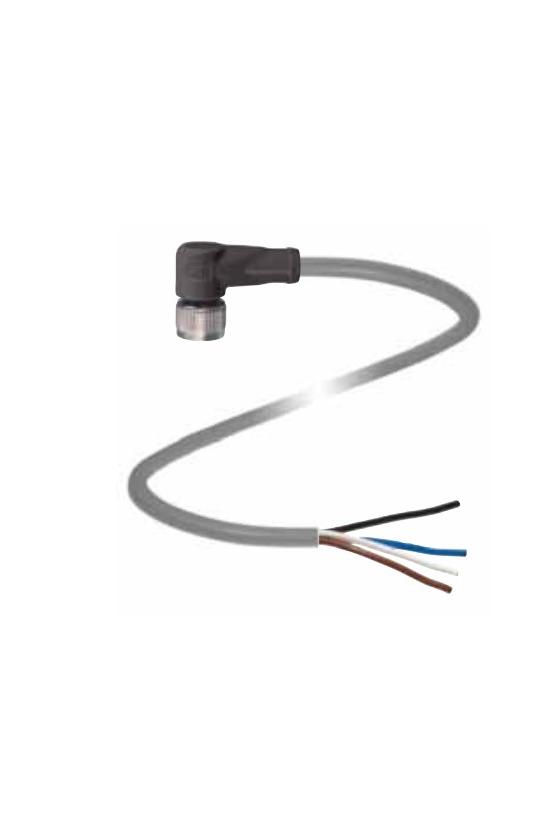 V1-W-2M-PUR (109437) CONECTOR HEMBRA  P+F