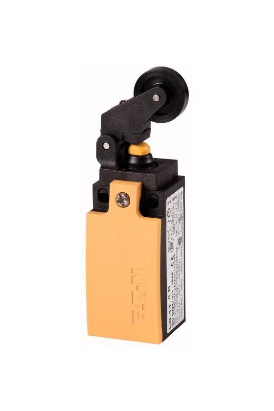 290175 Interruptor de posición, 1N / O + 1N / C, palanca de rodillo largo LS-11-LB