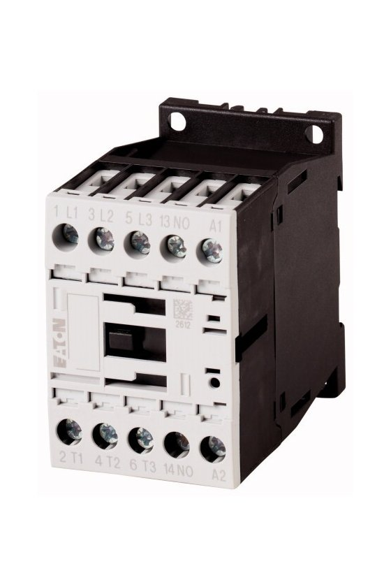 290073  Contactor, 3p + 1N / O, 7.5kW / 400V / AC3 DILM15-10(24VDC)