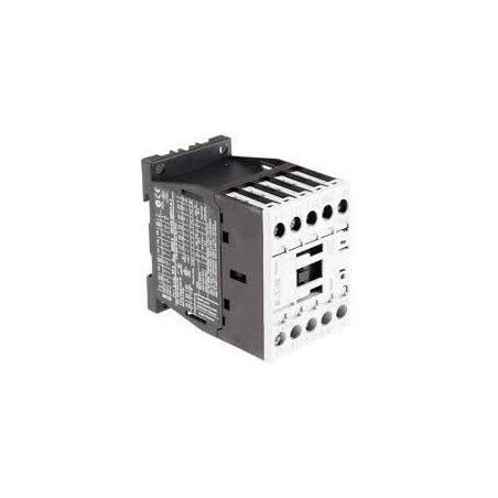 290055 Contactor, 3p + 1N / O, 7.5kW / 400V / AC3 DILM15-10(110V50HZ 120V60HZ)