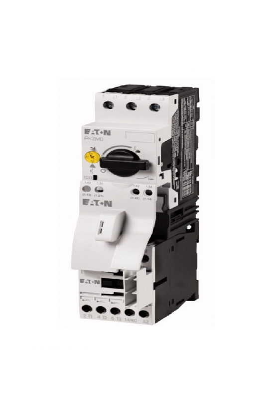 283164 Arrancador DOL, 3p, 2.2kW / 400V / AC3, 150kA MSC-D-6 3-M7(24VDC)