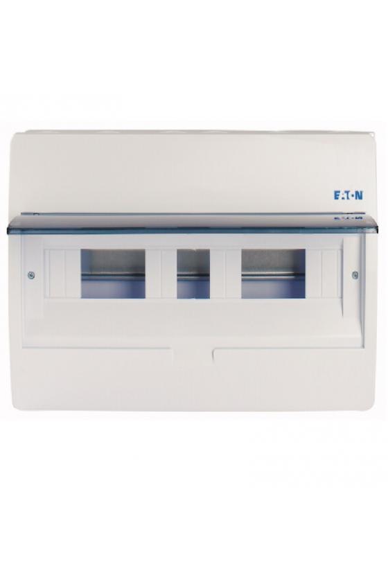 280348 ECO Cuadro de distribución compacto, montado en superficie, 1 fila, 18 MU, IP40 BC-O-1-18-ECO