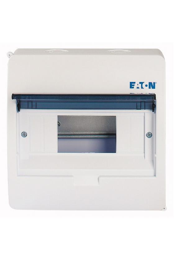 280346 ECO Placa de distribución compacta, montada en superficie, 1 fila, 8 MU, IP40 BC-O-1-8-ECO