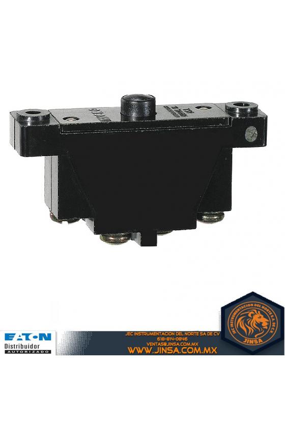 3MN6 INTERRUPTOR Interruptor básico  Actuador-PIN émbolo 15 amperios Tornillo TERMINACIÓN