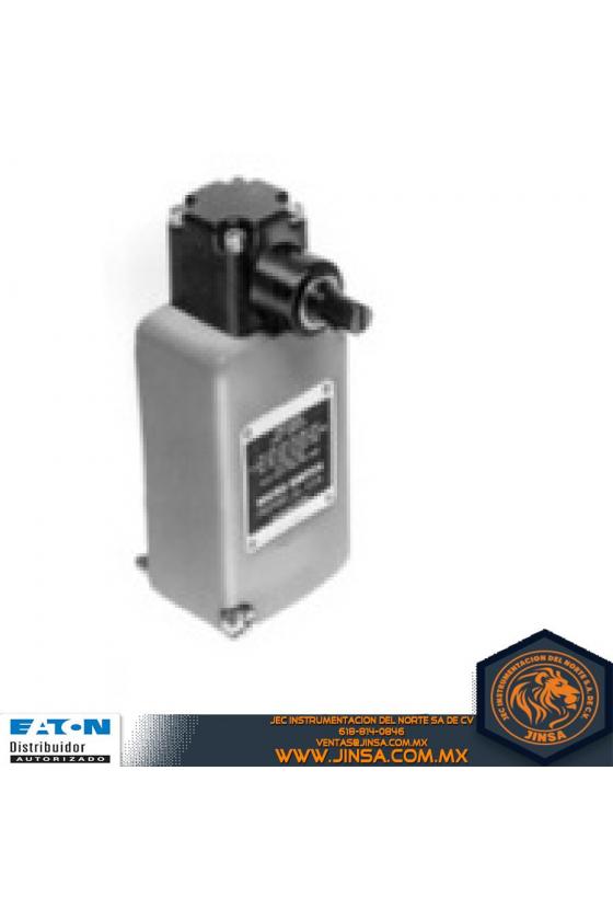 301LS28 MICRO SWITCH Interruptores de límite de fines generales de la serie LS, lado giratorio