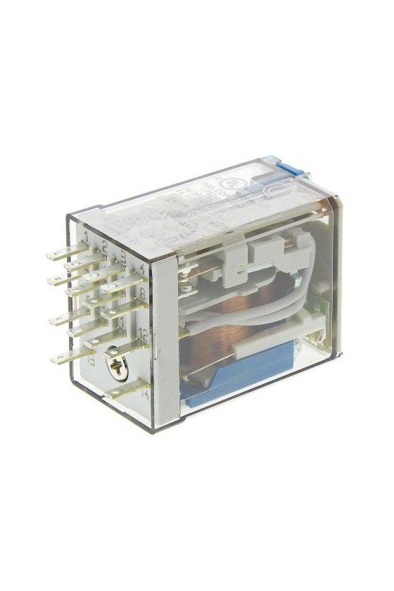 55.34.9.012.0040 Series 55 - Relés industriales 7 - 10 A
