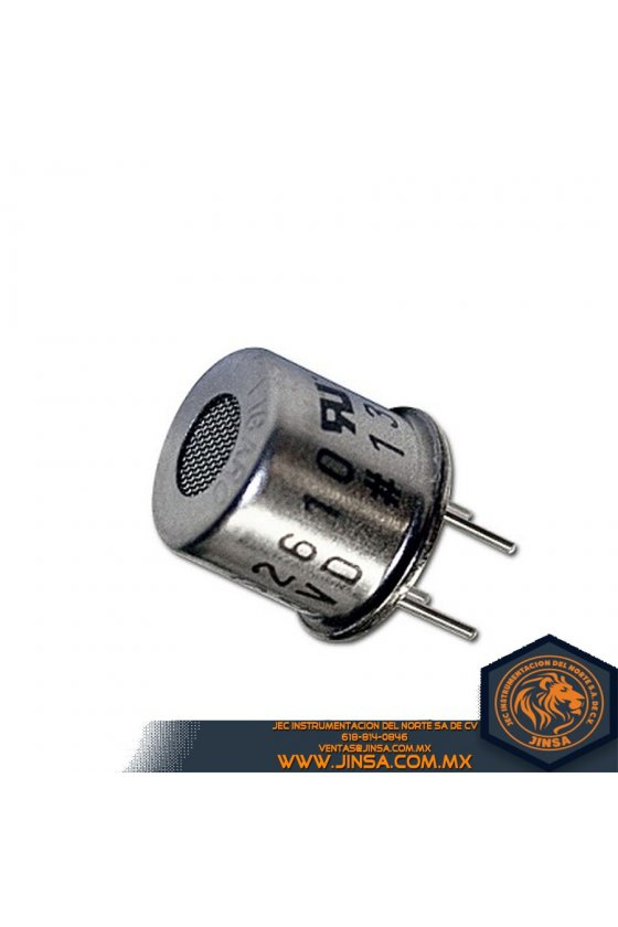 19-0575 SENSOR DE GAS DE COMBUSTIBLE LEAKATOR JR
