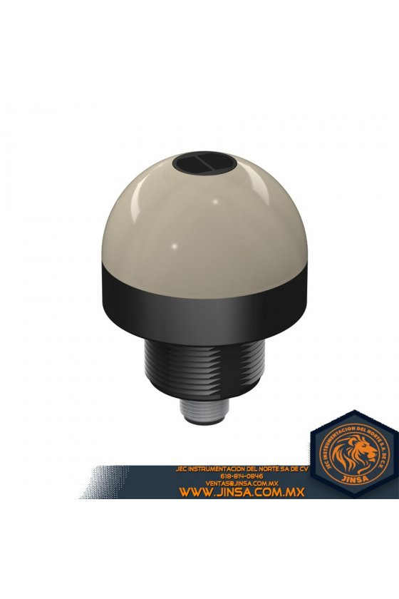 K50APLPGRCQ,LUZ INDICADORA SERIE K50 EZ-LIGHT 2 COLORES VOL 12-30VDC POLICARB IP67 RGO 2M ENT,76280