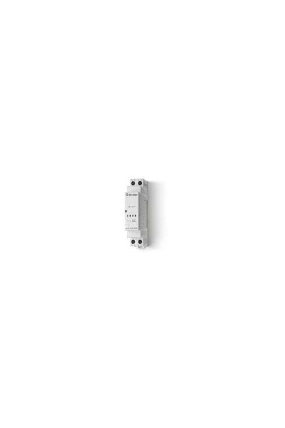 13.01.8.125.0000 Series 13 - Telerruptor electrónico y relé auxiliar