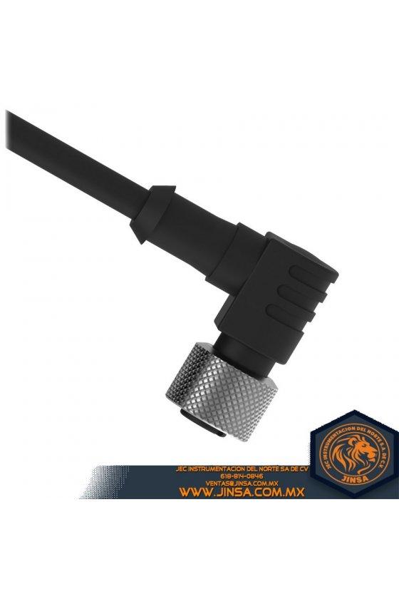 MQDC2S-850RA,Conector de ángulo recto de 8 pines,81690