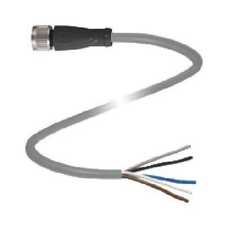 V15-G-10M-PVC (109479) CONECTOR HEMBRA