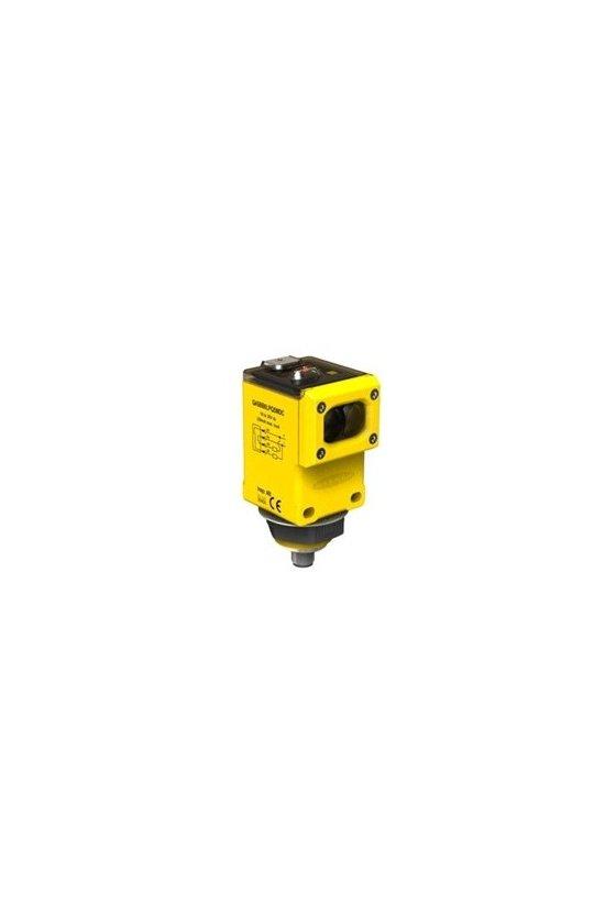 Q45VR3DLQ(54309) SENSOR DIFUSO  SPDT RANGO 1.8 M  24/250VAC CONECTOR RAPIDO
