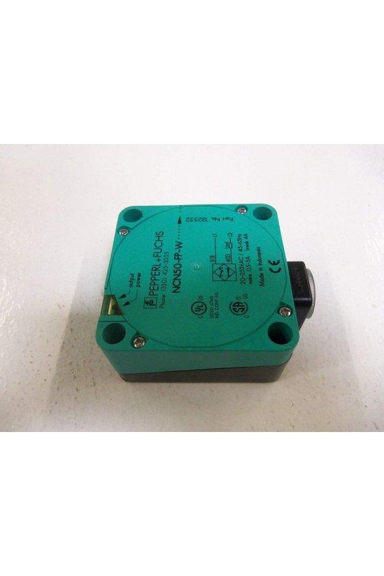 NCN50-FP-W-P4 (182960) SENSOR INDUCTIVO