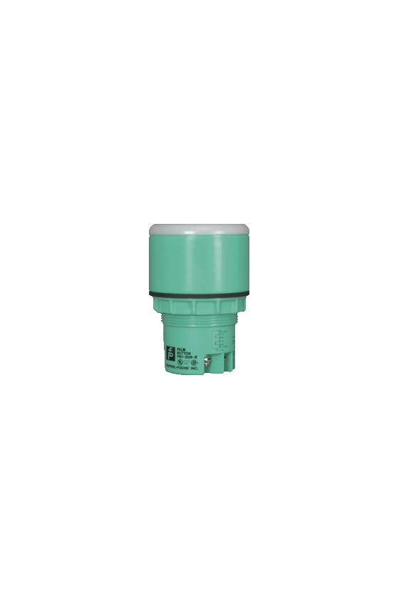 PB1-008-6 (093685) BOTON PULSADOR TACTIL -SIN MOVIMIENTO- NO/NC 120VAC 45-60 Hz ACTUACION SENSIBLE A LA MANO
