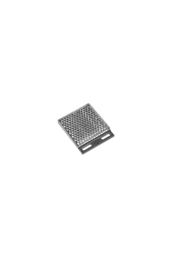 123120 REFLEJANTE 509 X 509 MM C/CUBRE JUNTA 2 ORIFIC REF-H50