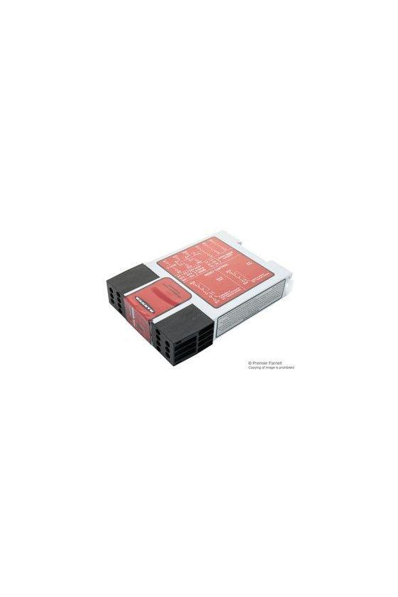 60131 modulo de relé de seguridad para E-Stop,cuerda , interbloqueo,Voltaje de alimentación 24 ES-FA-9AA