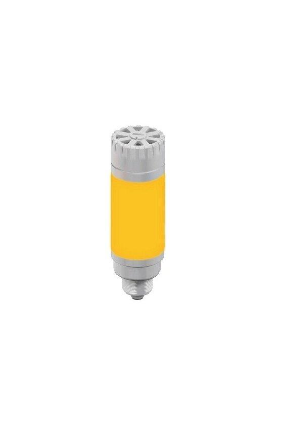 10474  Luz de columna: Indicador audible de 3 colores CL50GRYAPQ