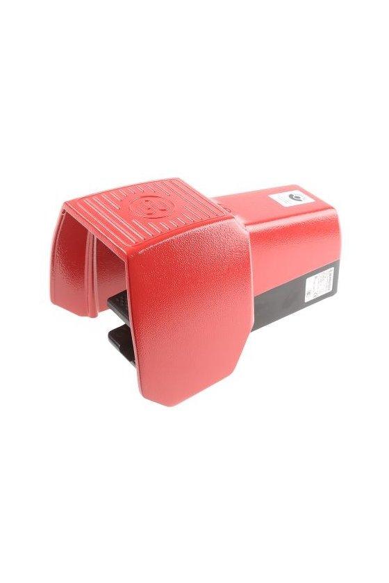 6061600002 Switch de Pedal 1 N.C./1 N.O.F1-U1Y UN