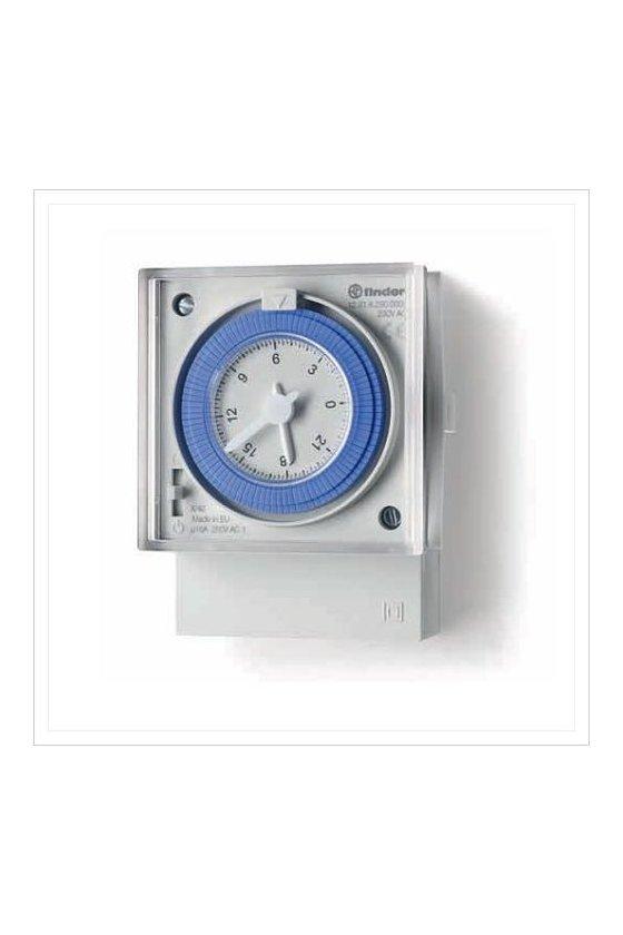 12.31.8.120.0000 Series 12 - Interruptores horarios 16 A
