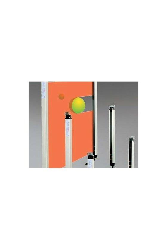 PAN-40T10N Sensor de Cortina Emisor- Receptor 40mm entre cada sensor, altura de 417mm sensado 7m NPN 12-24vcd