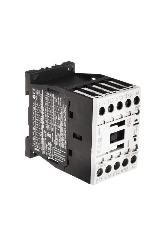 276688 Contactor, 3p+1N/O, 4kW/400V/AC3 DILM9-10(190V50HZ 220V60HZ)
