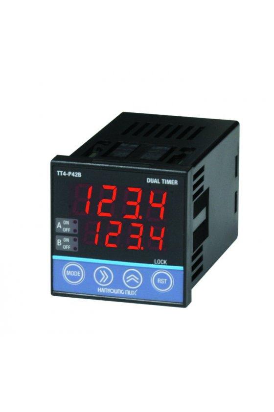 TT4P42A Timer 2 Predeterminados
