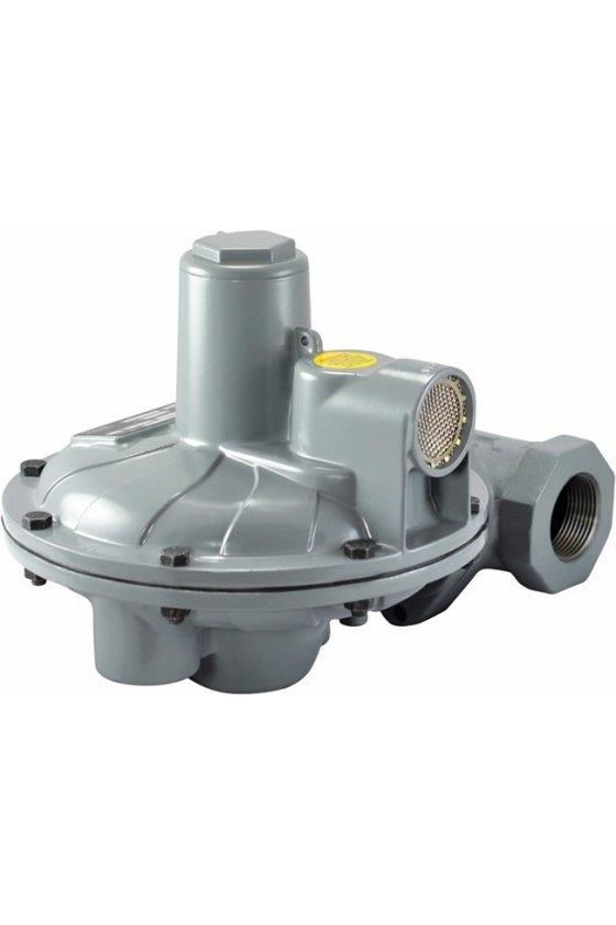 CS400IR-5E-C7 REGULADOR 11/2 ORIF 3/8 RGO 10-14 IN WC   MAX 60 PSI   3400