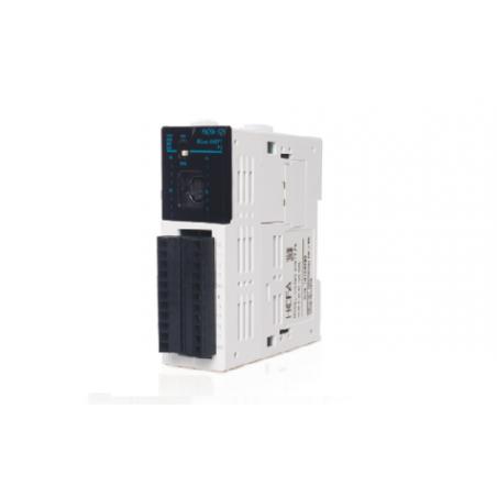 HCA2C-8X8YT-D UNIDAD PLC ECONOMICO 24VDC 6W/MAX 8 ENTRADAS / 8 SALIDAS A TRANSISTOR