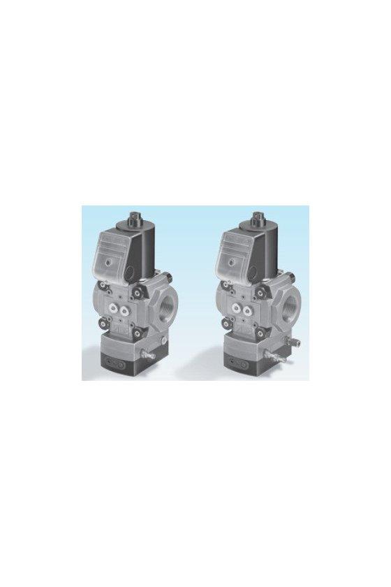 VAV 1T25N/NQAK VALVULA DE CONTROL VARIABLE DE PROPORCION AIRE/GAS DE 88024265