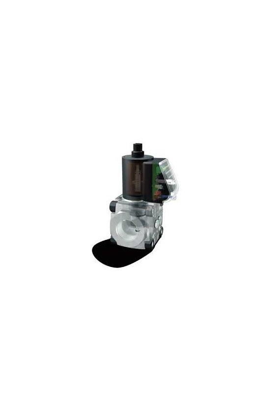 VAS 3-R/NW CUERPO VALVULA SEGURIDAD P/GAS C/SOLENOIDE APERTURAY CIERRE RAPIDO TAMAN 3 RP 230VAC/60HZ 88008022