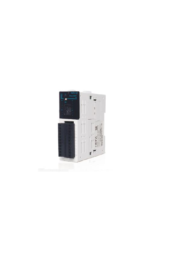 HCA2C-8X8YR-D UNIDAD PLC ECONOMICO 24VDC 6W/MAX 8 ENTRADAS 8 SALIDAS A RELEVADOR 8DI, 8DO(RELAY)