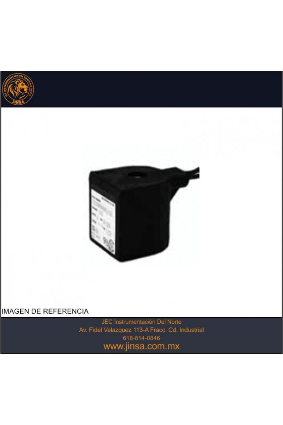 BOBINA H INTEGRADA 120VAC CLASE H CABLE 18 IN