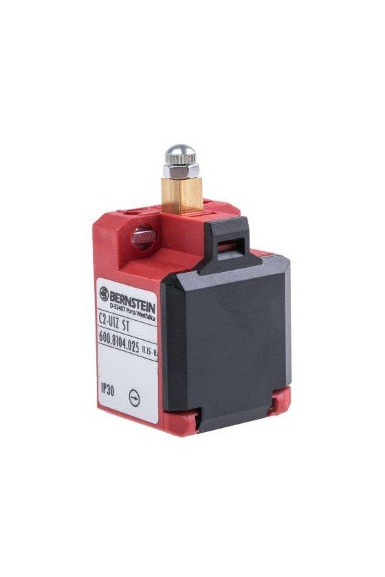 6008104025 Interruptor de límite con cuerpo de plástico C2-U1Z ST